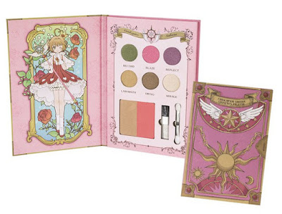 Premio A - The Dreaming Magical Book: Cosmetic Pallete