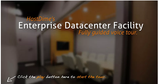 Data Center, HostDime