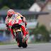 MotoGP: Márquez mantiene su dominio con la pole de Sachsenring