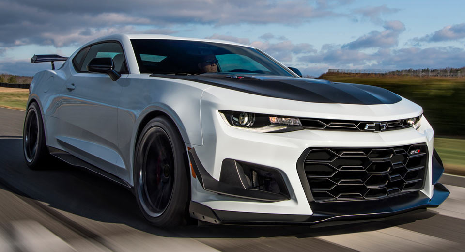 Barrett Jackson S Auctioning Off The First 2018 Chevy