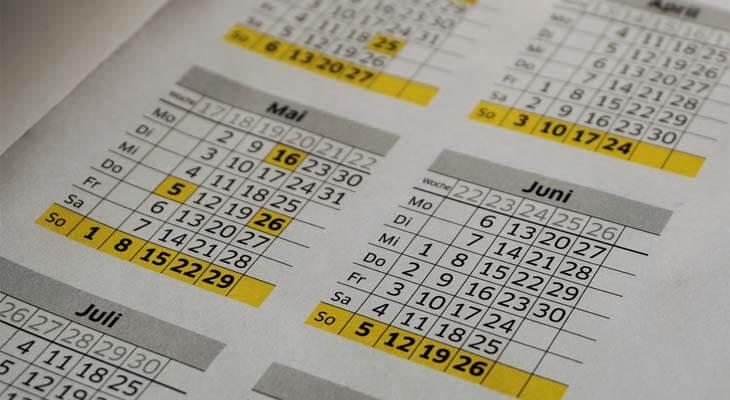 Penjumlahan dan pengurangan tanggal di PHP