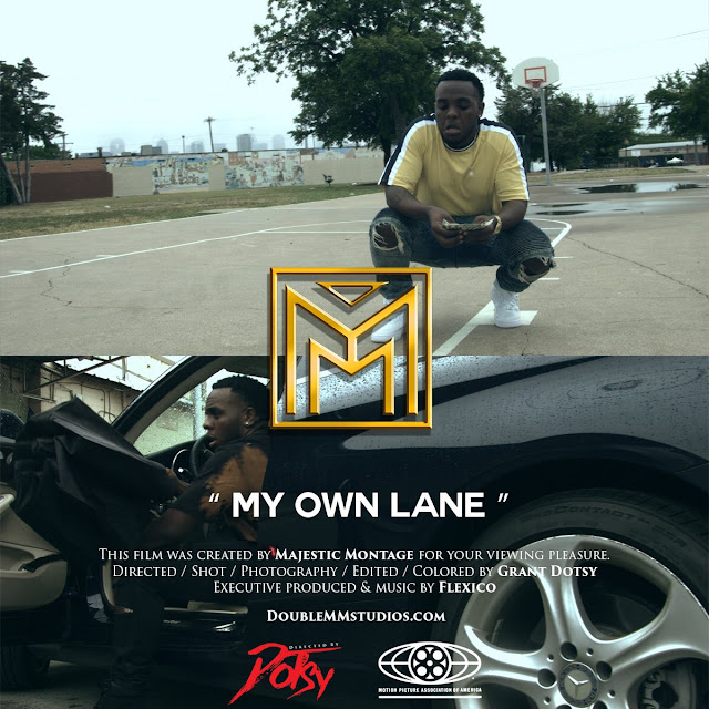 "Flexico Jone$ drops new single, ""My Own Lane"""