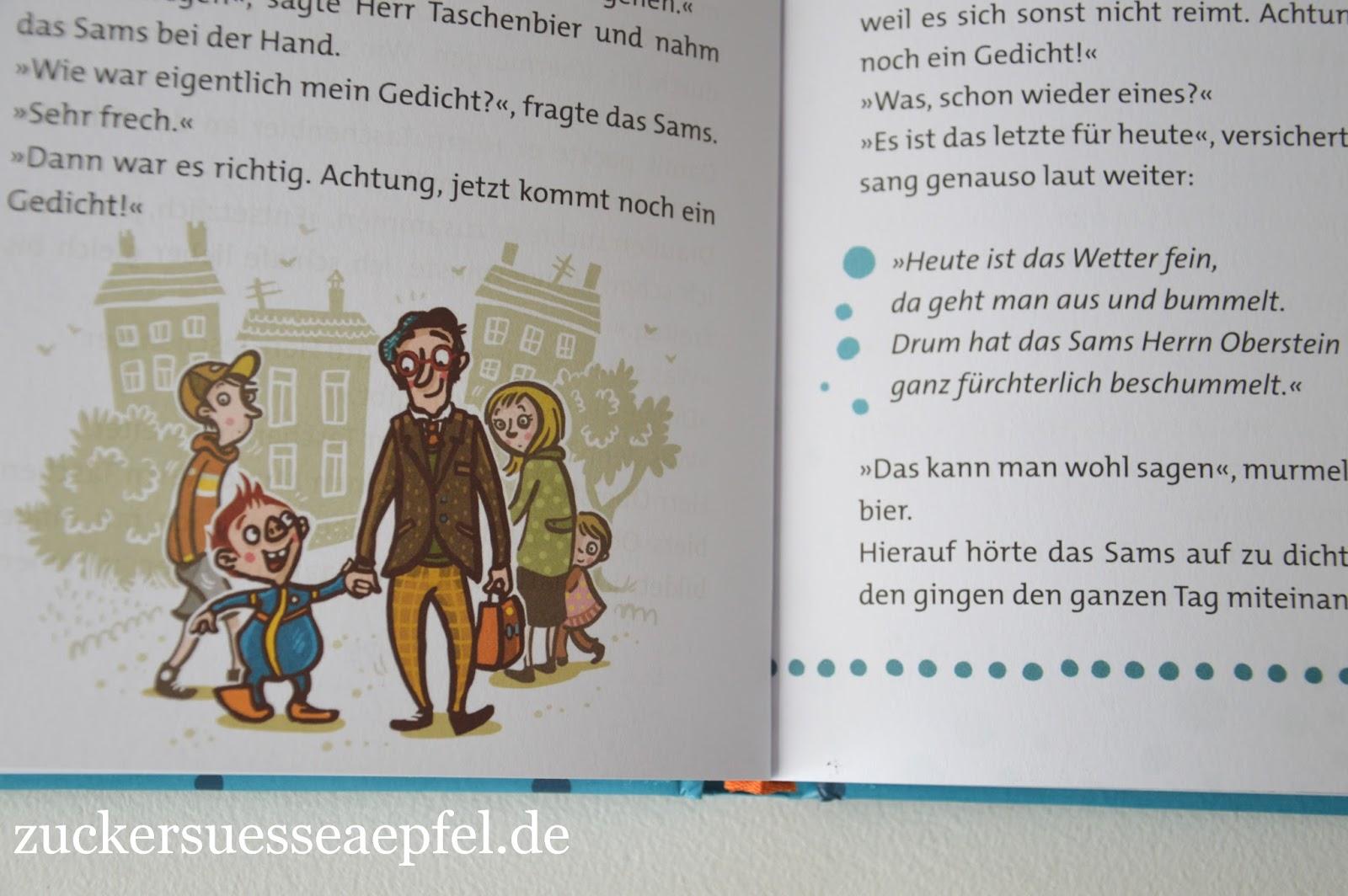 Ein Samsiges Sommerfest Mit Dem Neu Illustrierten Samsbuch Und