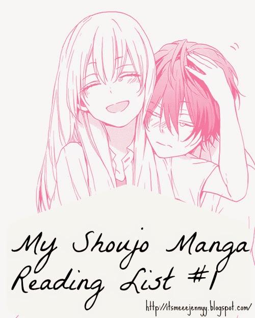 My Shoujo Manga Reading List #1