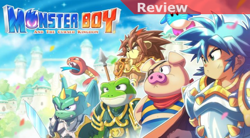 Review: Monster Boy and the Cursed Kingdom [Nintendo Switch eShop]