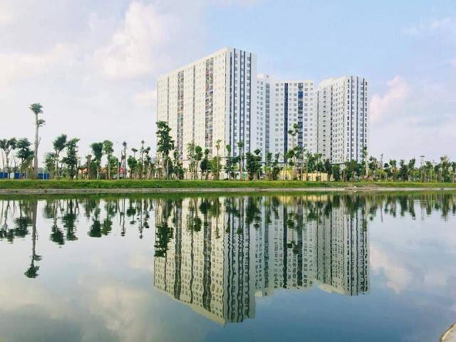 Chung cư Thanh Hà Cienco 5 B1.3 HH03
