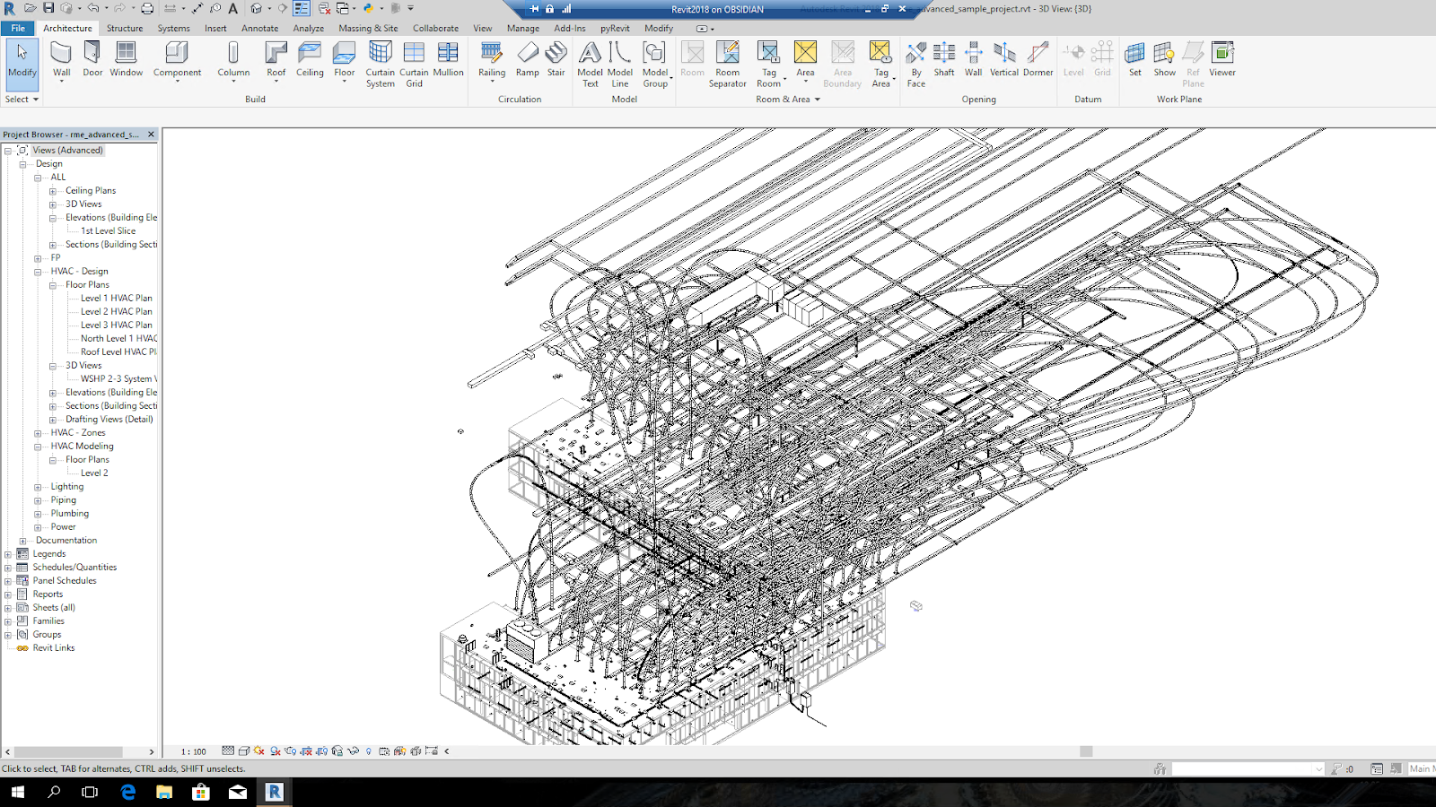 Danil And Autodesk Aec Software February 2018 Plumbing Diagram The Duct Fittings Dont Want To Go Either I Suspect That It Has Do In Order Things Get Moved Now Am Moving Stuff Per Category