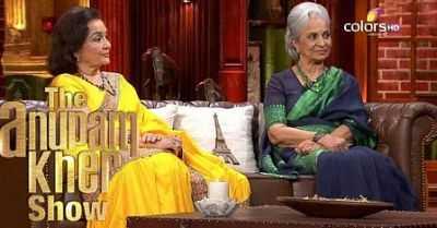The Anupam Kher Show Download 4th October (2015) 150MB