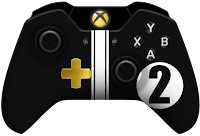 gt40 mark ll xbox one controller