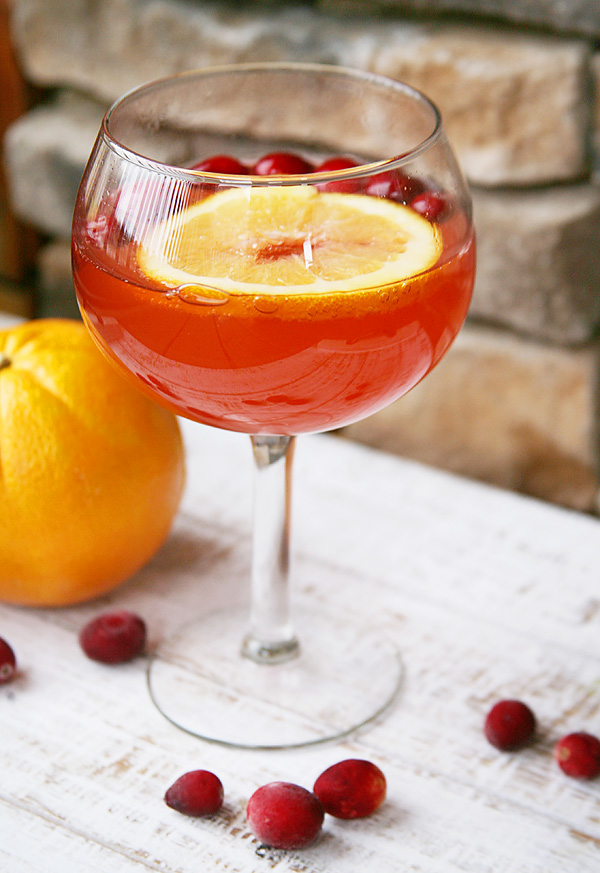Low Calorie Holiday Cocktail Recipes