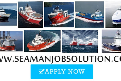 Full crew officers, engineers, ratings for offshore vessel join asap