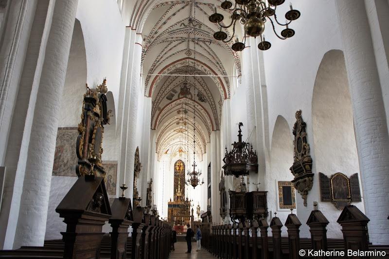 Aarhus Cathedral Denmark