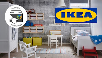 RM80 for RM100 IKEA Cash Voucher (Pick up) 8excite