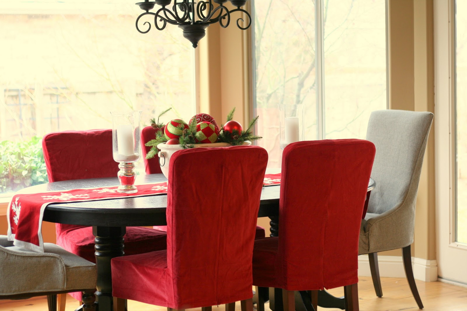 Custom Slipcovers By Shelley Host And Hostess Chairs