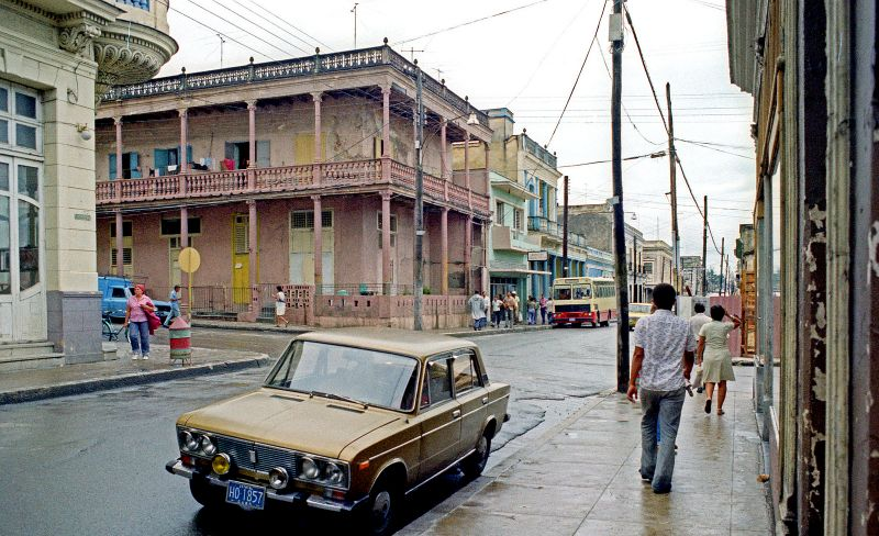 42 Amazing Pics That Capture Everyday Life of Cuba in 1981
