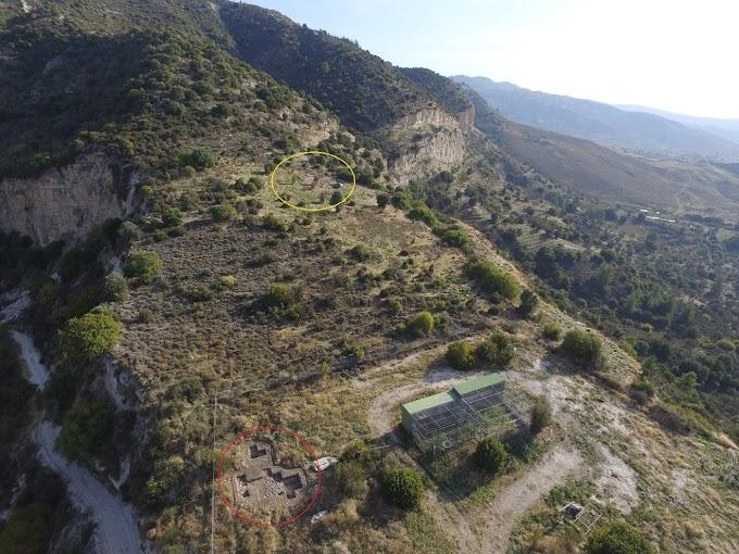 Κύπρος πριν 9000 χρόνια : Βρέθηκε κυκλικό πέτρινο κτίσμα, με διάμετρο του υπερβαίνει τα 7 μέτρα...!