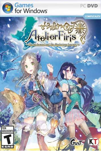 Atelier Firis: The Alchemist and the Mysterious Journey PC Full