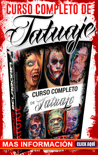 Libro curso completo de tatuaje