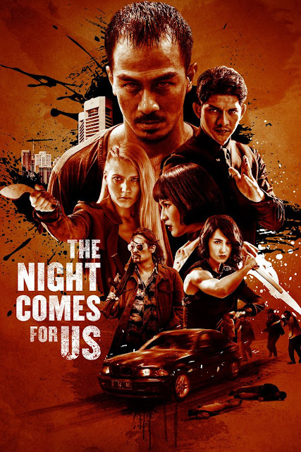 The Night Comes for Us (2018) Dual Audio Hindi 400MB WEB-DL Download