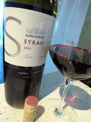 Alpha Estate Turtles Vineyard Syrah 2011 - IGP Florina, Greece (89 pts)
