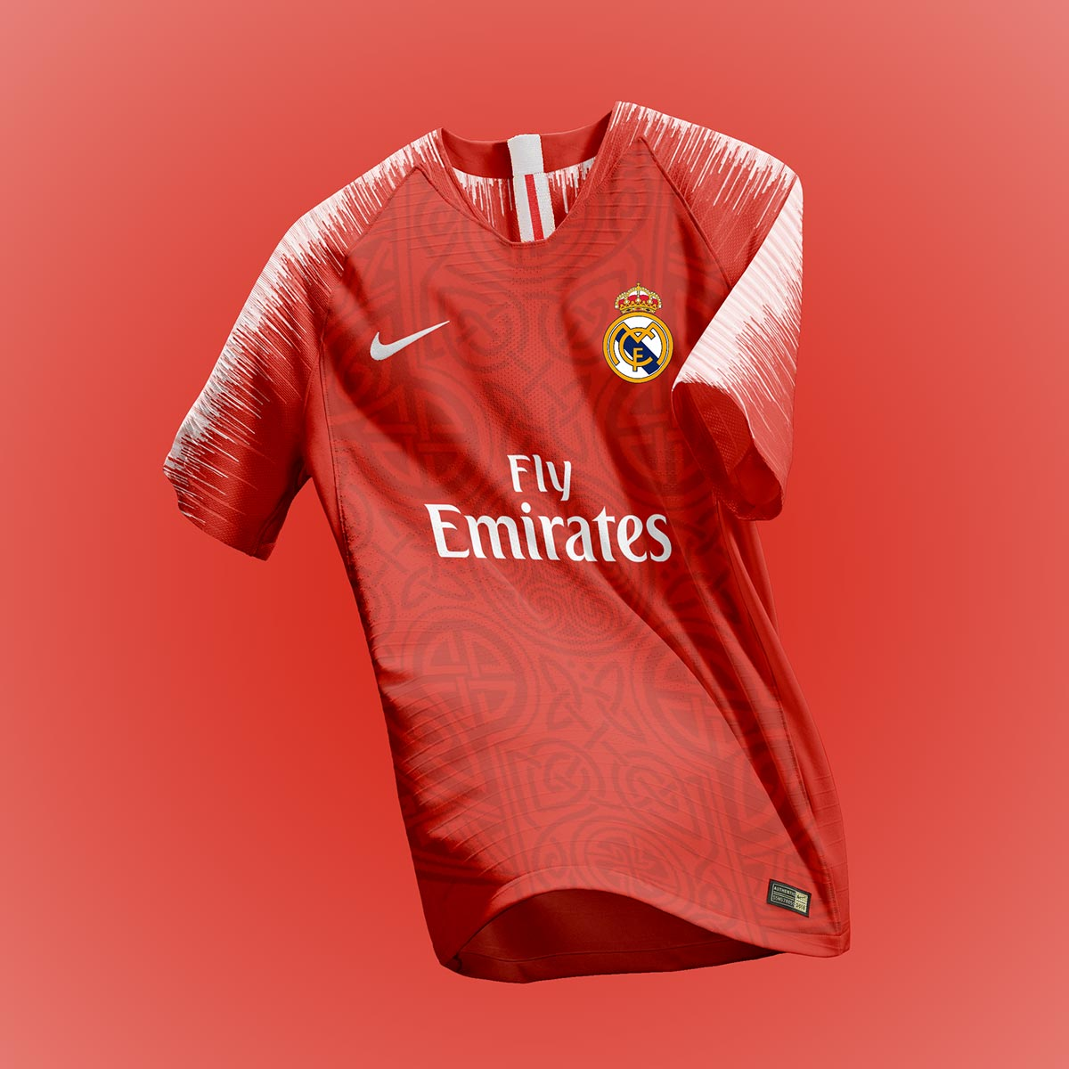 the latest f6320 97b38 What If? Nike Real Madrid 18-19 Home, Away & Third Concept ...