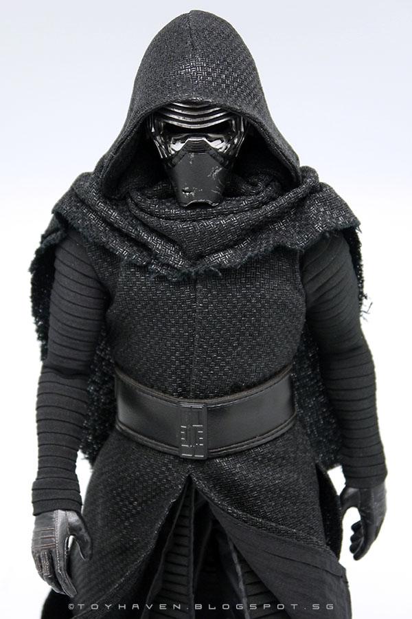 Hot Toys MMS320 Kylo Ren Star Wars Episode VII Force 1//6 LED Lightsaber Arm