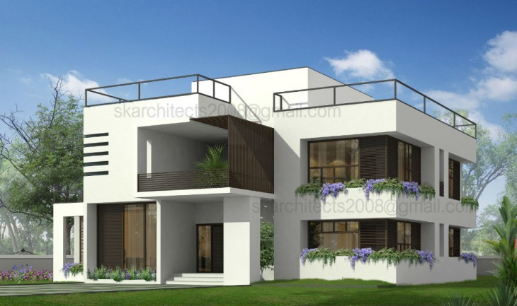 Box house design - Home design and style