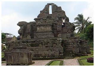 Candi Jago. Malang, Jawa Timur.
