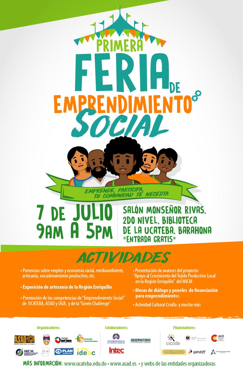 Realizaran la primera Feria de Emprendimiento Social en UCATEBA