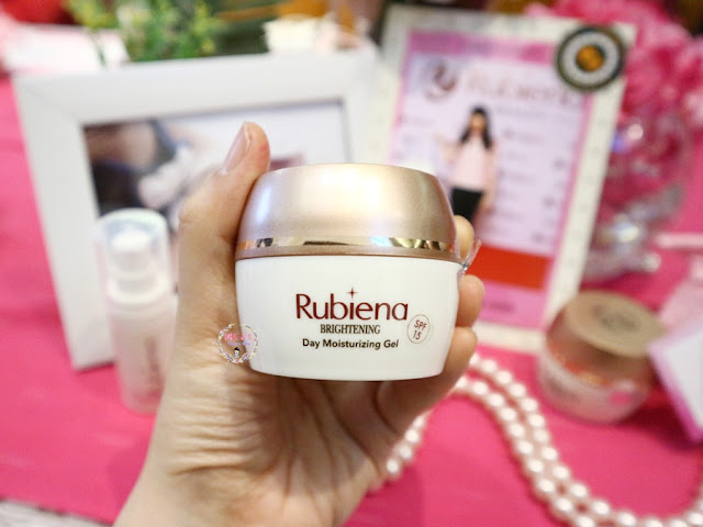 Rubiena day moisturizing gel Review