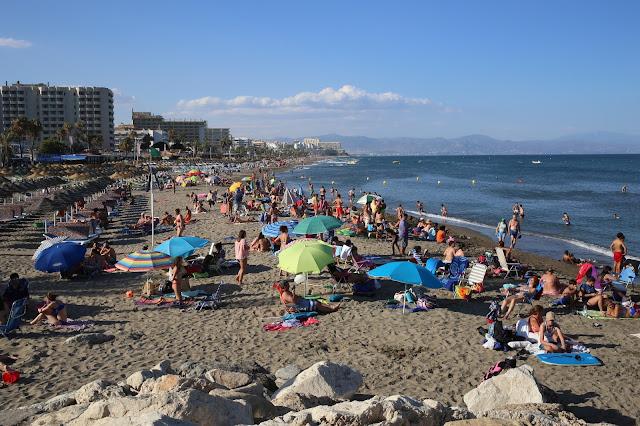 Playa de Fuente de la Salud