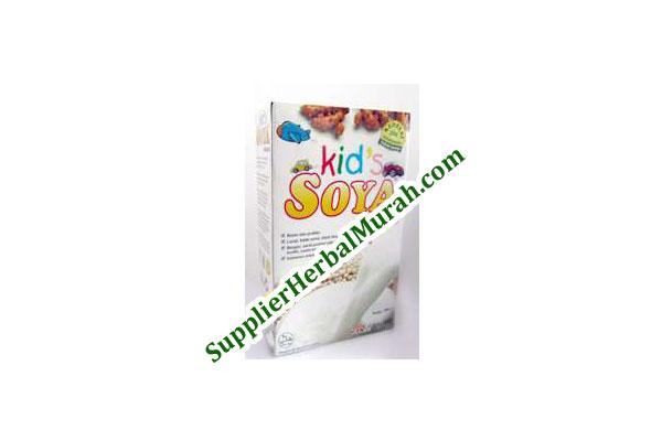 Kid's Soya (Sari Kedelai Instan untuk Anak)