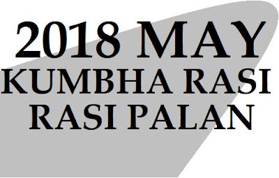 2018 May Kumbha Rasi Palan
