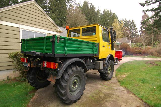 OLD PARKED CARS.: German Tonka Trucks, Part 3: 1994 Unimog ...