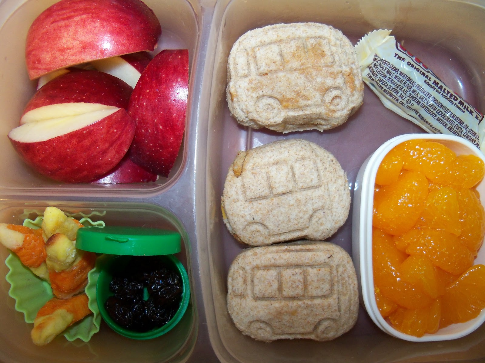 Lunches Fit For A Kid Lunch For The Boy 11 8 11