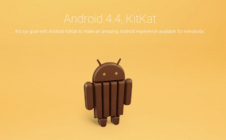 Andorid 4.4 KitKat Prepare for Sweet New Treat