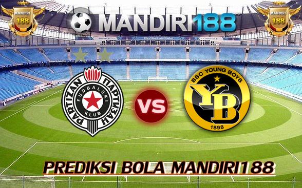 AGEN BOLA - Prediksi Partizan Belgrade vs Young Boys 24 November 2017