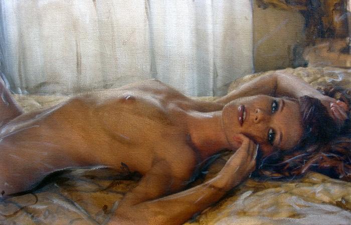 Современные художники Америки. William Oxer 7