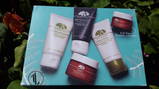 Origins Skincare Must Haves Kit - www.modenmakeup.com