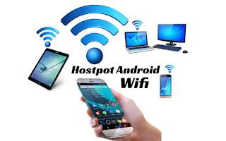 Cara Mudah Menfaktifkan Jaringan Wifi Hostpot di Perangkat Smartphone Android