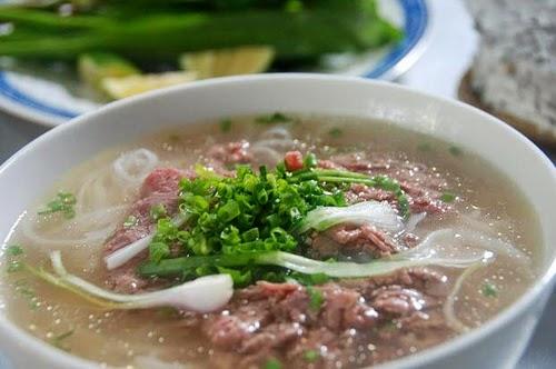 Quán phở ngon tại Nha Trang