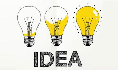những cách tìm ý tưởng viết bài