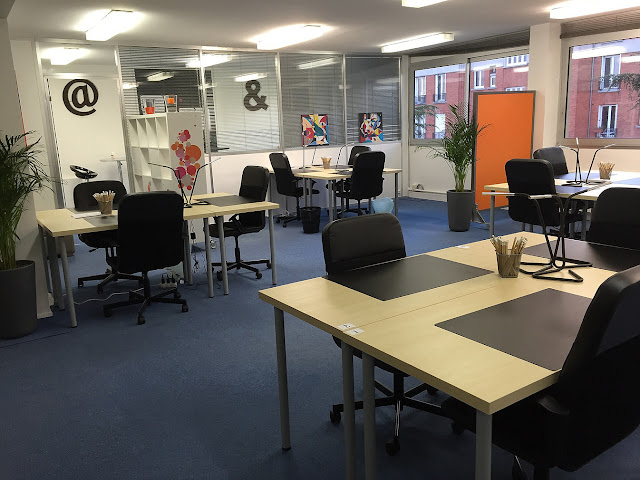 Cocooning Coworking - Rueil Malmaison