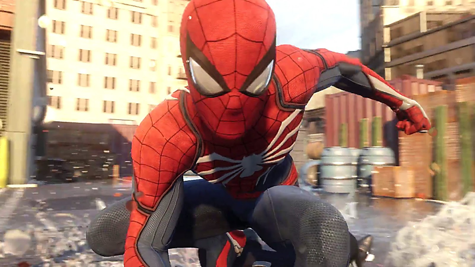 Gioco spider man