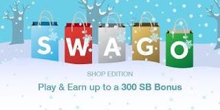 SWAGO Shopping Holidays Edition