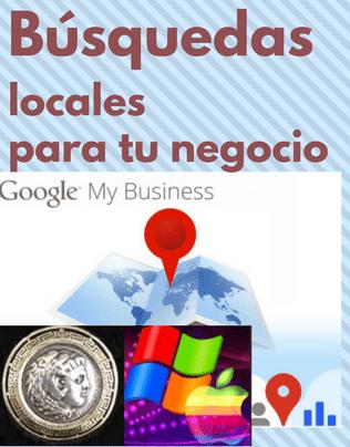 Posicionamiento local con google my bussines para tu negocio, empresa, po más pequeña que sea, no importa, posiciona gratis con un poco de seo local en Google y rankea en el área de tu ciudad