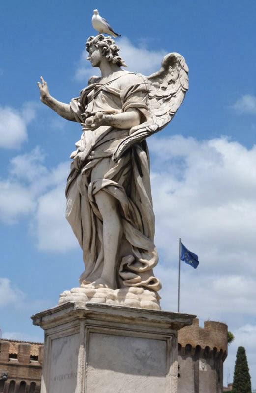 angelo2 - Qual a melhor época para visitar Roma?