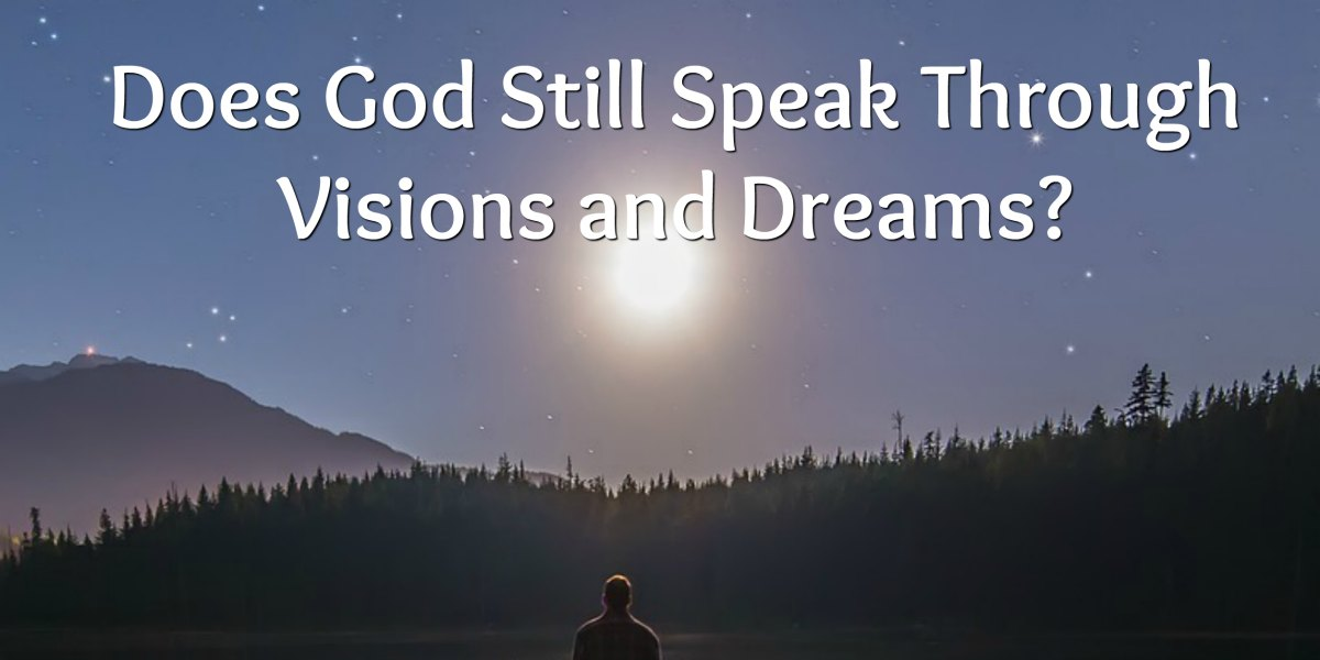 Dreams in the Bible - The Bible Study Site