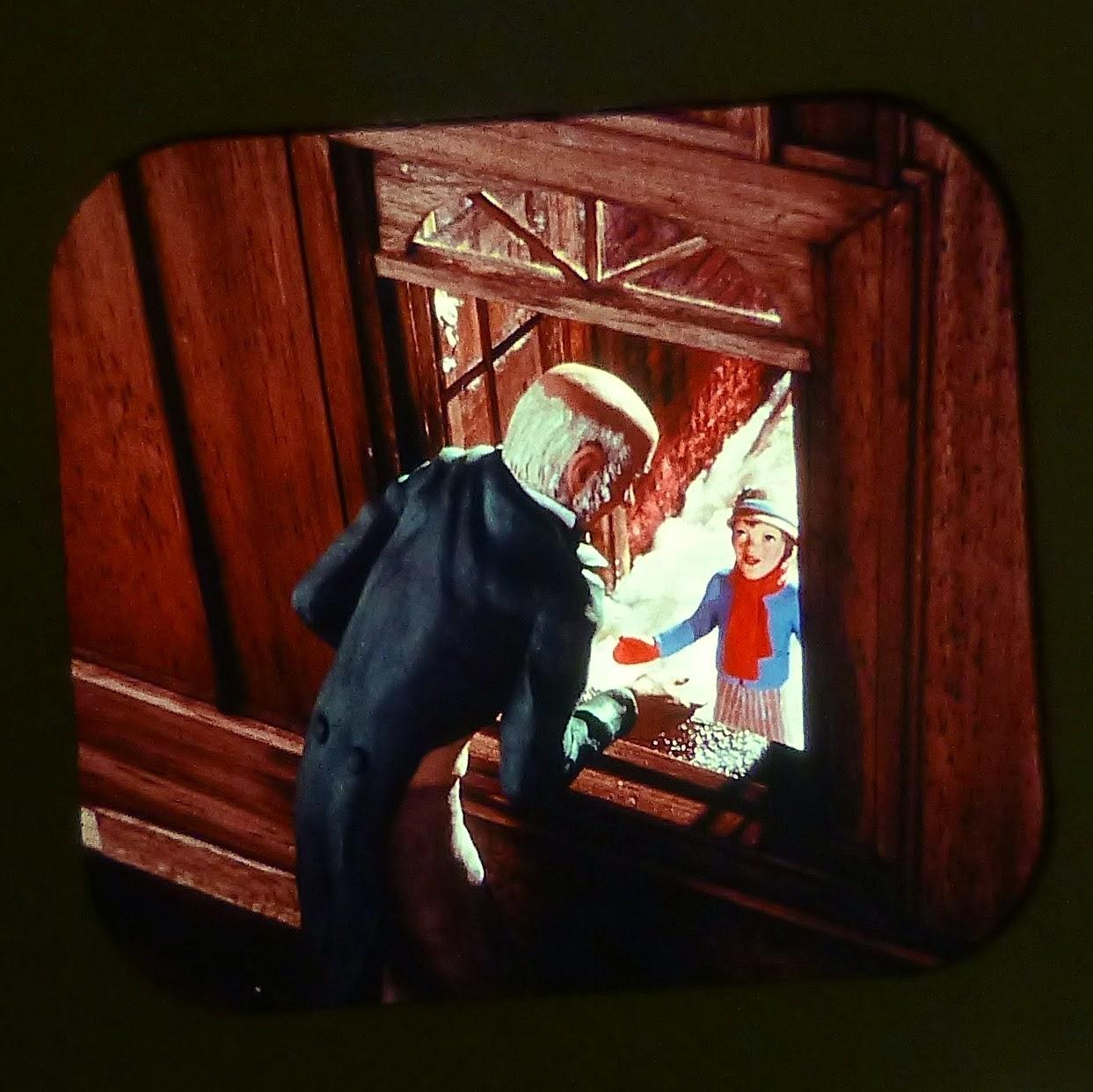 "Lance Cardinal Creations: ""A CHRISTMAS CAROL"" VINTAGE VIEW-MASTER REELS"