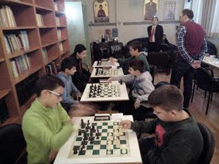 Πραγματοποιήθηκε το 4ο διενοριακό σκακιστικό πρωτάθλημα του Γραφείου Νεότητας της Ι. Μητροπόλεως Κίτρους